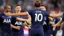 Lucas e CR7 marcam, mas Kane dá vitória ao Tottenham sobre a Juventus com golaço do meio-campo