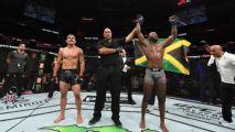 Consulta todos los resultados del UFC San Antonio