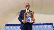 Un salvamento más: Mariano Rivera cierra ceremonia en Cooperstown
