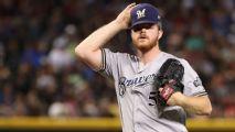 Woodruff, as de Brewers, sufre lesión abdominal
