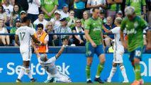 Timbers defeat Sounders in fiery MLS derby