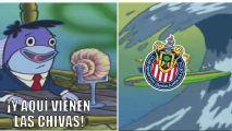 Memes de la derrota de Chivas ante Santos
