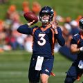 Broncos Drew Lock 'not a quarterback yet,' but goes back to learning at camp