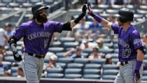 MLB DFS picks for Monday's DraftKings and FanDuel Daily Fantasy contests include Charlie Blackmon