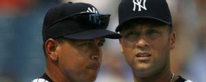 Mariano y Edgar apoyan a Jeter y A-Rod para Cooperstown