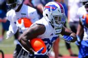 Report: Minor injury lands Bills' Gore on NFI list