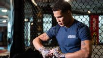 Contender Series hopeful Jordan Williams has a fight every day