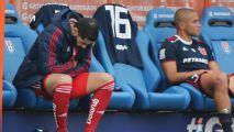 """Johnny Herrera: """"Para jugar, tendré que esperar que se vaya Arias o irme yo"""""""