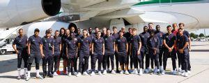Neymar viaja a China con el PSG