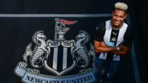 Newcastle sign Joelinton for club record £40m