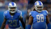Darius Slay y Damon Harrison reportarán con Lions, según fuentes