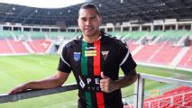 Carlos 'Gullit' Peña no se ha reportado con su club en Polonia