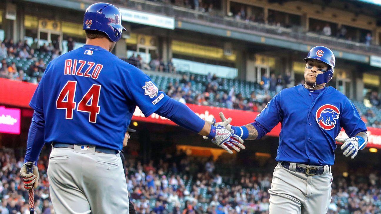 MLB - Major League Baseball Teams, Scores, Stats, News ...