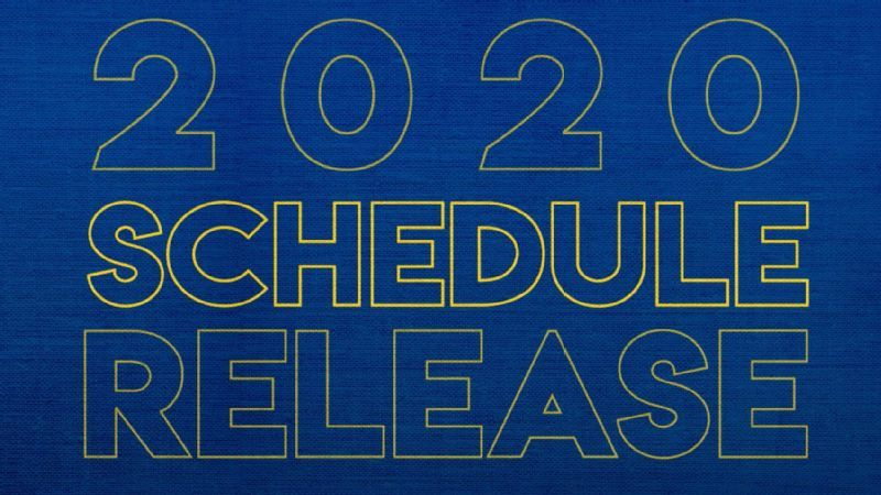 Notre Dame Football Schedule 2020 Printable.Sec Releases 2020 Football Schedule