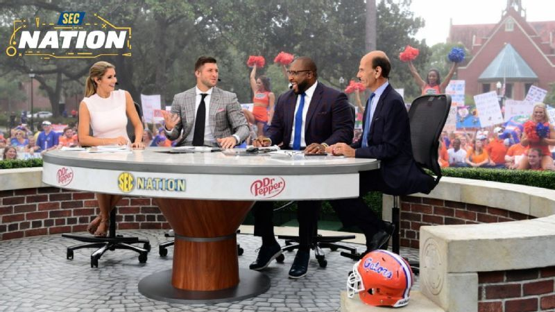 SEC Network boasts talent for Camping World Kickoff