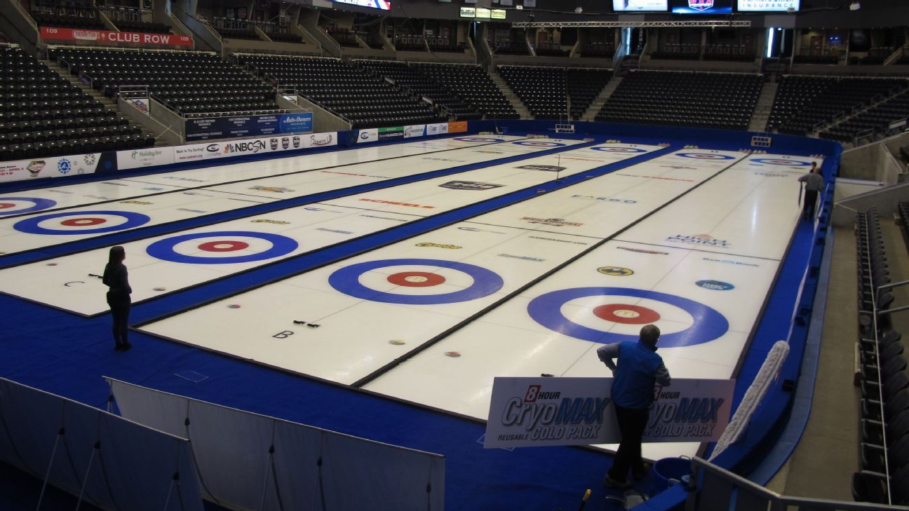 Curling News Results And More 2018 Winter Olympic Espn