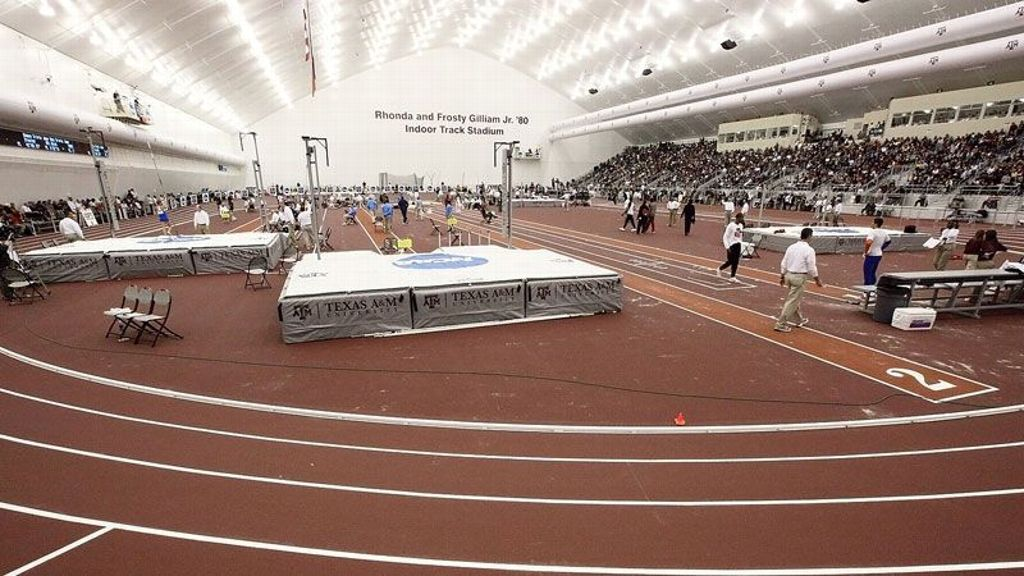 2020 SEC Indoor Track and Field Championships Central