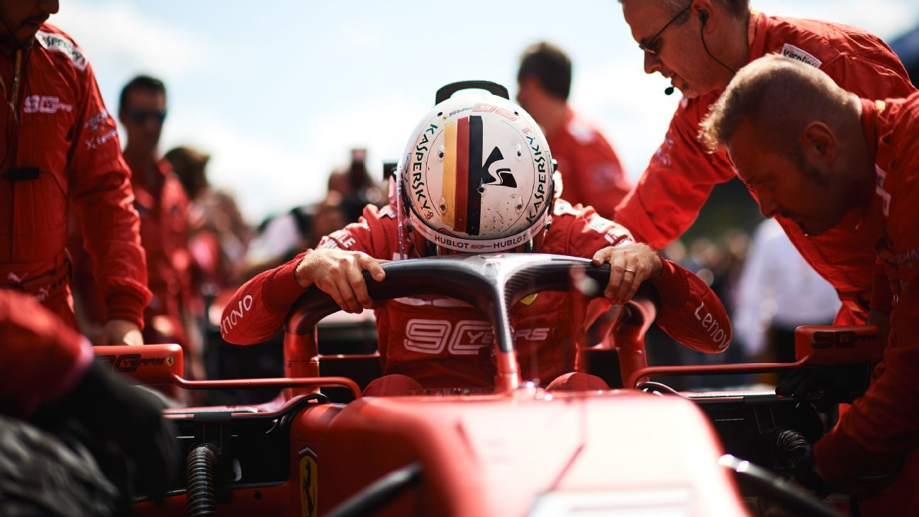 Formula 1 News, Live Grand Prix Updates, Videos, Drivers and