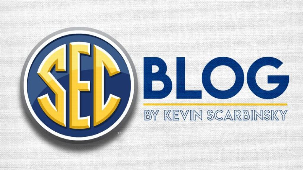 The SEC Blog: Florida's Burleigh reaches rare milestone
