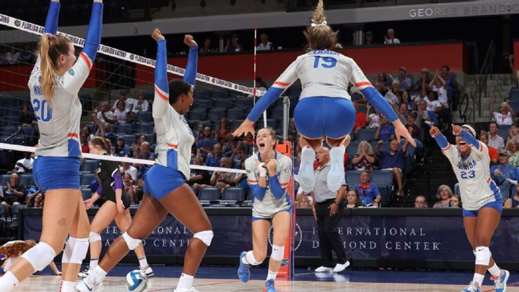 No. 11 Florida records fourth straight sweep