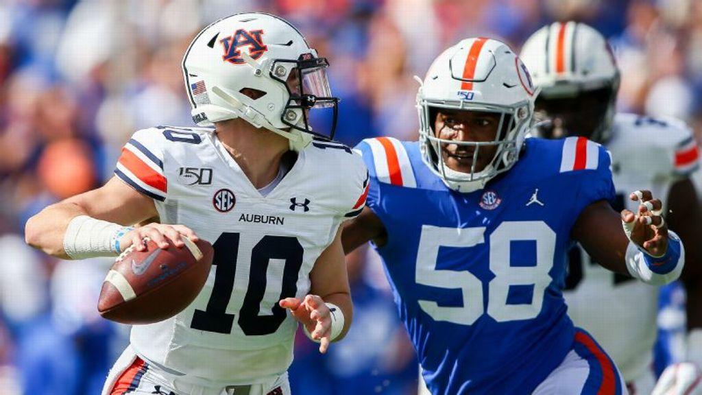 SEC Football Summer Takeover: Week 6