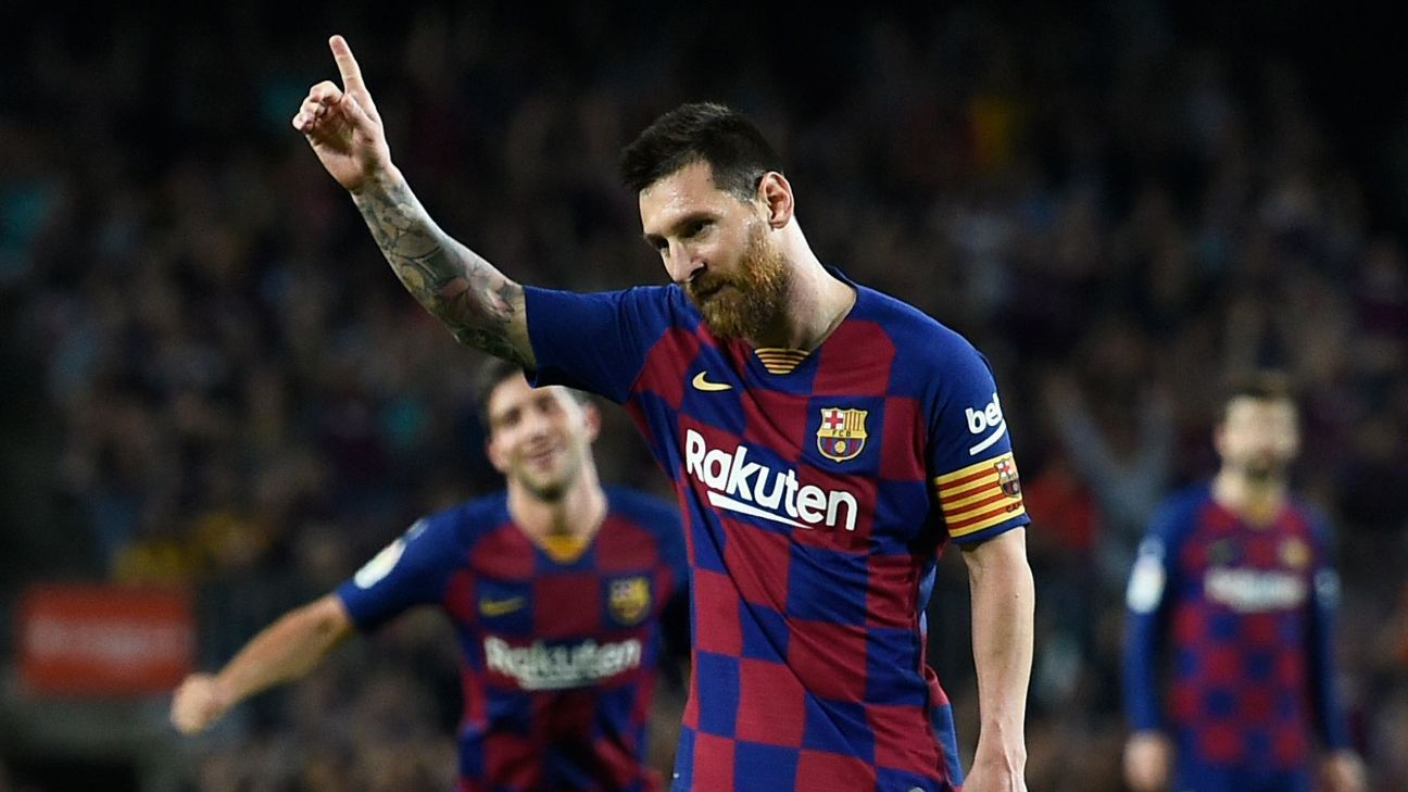 Messi Is The Best Finisher In Football Does Anyone Else