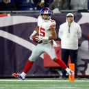New York Giants WR Golden Tate apologizes for 'unacceptable' behavior