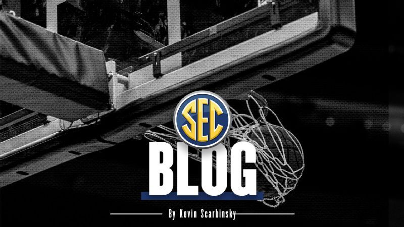 SEC Live Blog: Men's Basketball Tipoff