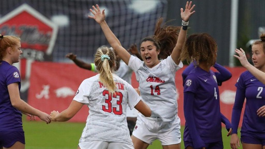 Ole Miss holds LSU scoreless to secure a victory