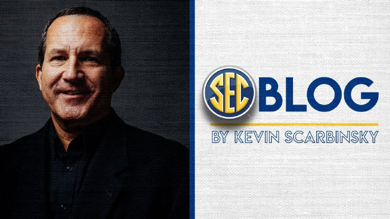 The SEC Championship Game Blog: Friday