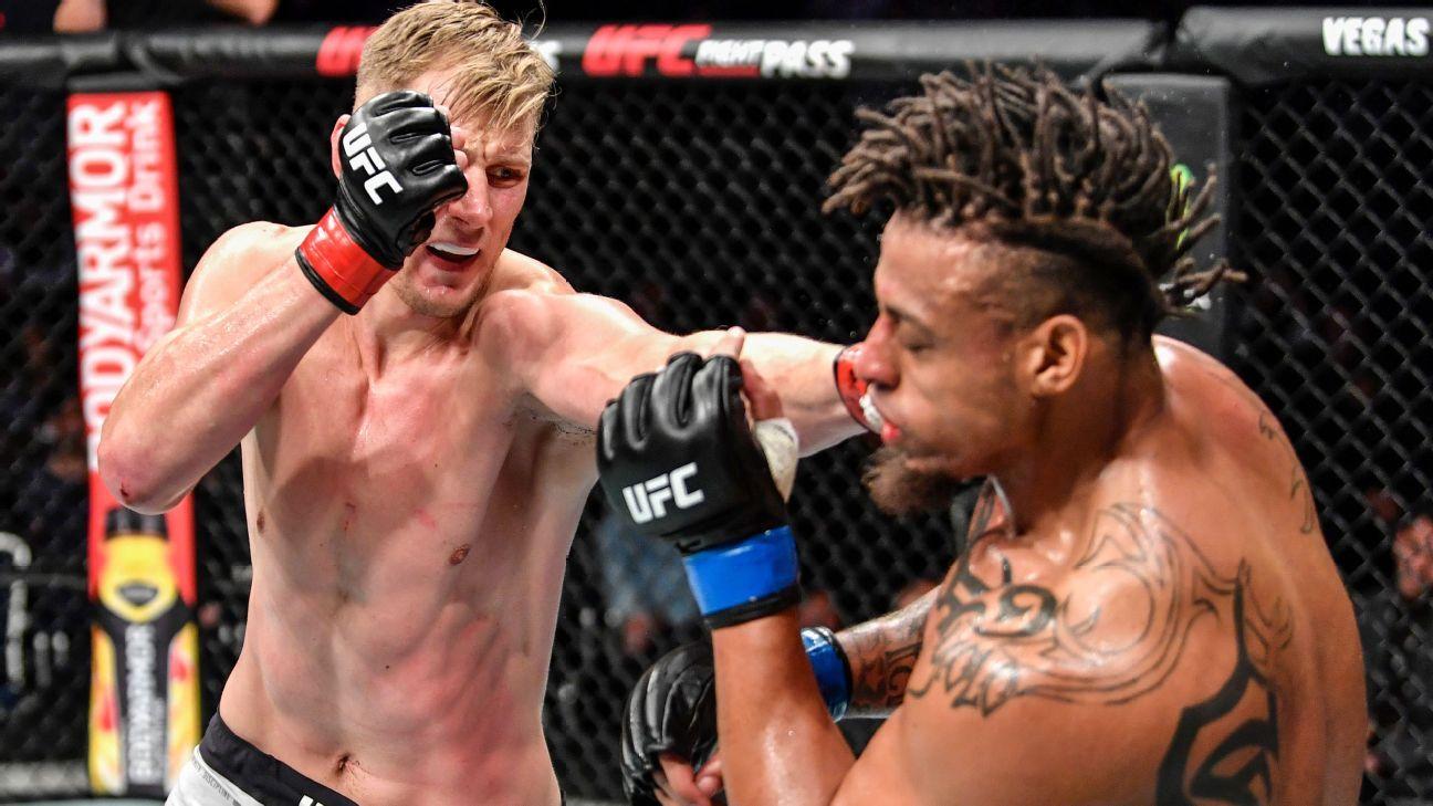 Ai là người tiếp theo cho Greg Hardy, Zabit, những chiến binh chủ chốt của UFC Moscow?