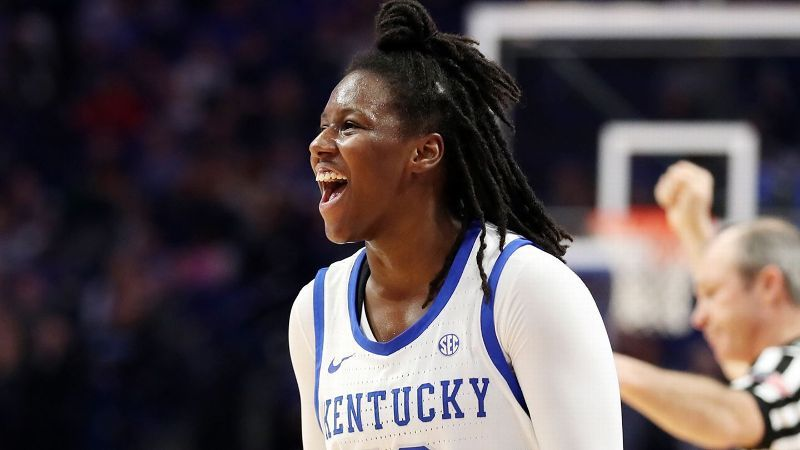 No. 13 Kentucky pulls off win after slow first half