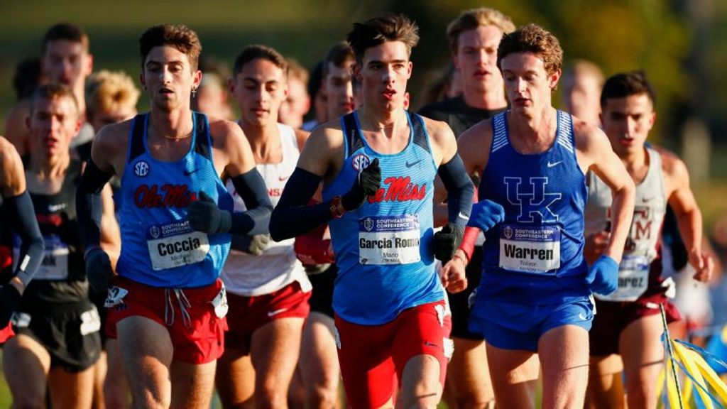 SEC Cross Country teams set for NCAA Regionals