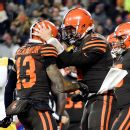 Browns Odell Beckham Jarvis Landry Troll Mike Tomlin With