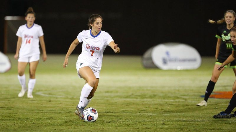 Gators' two goals not enough to advance against USF