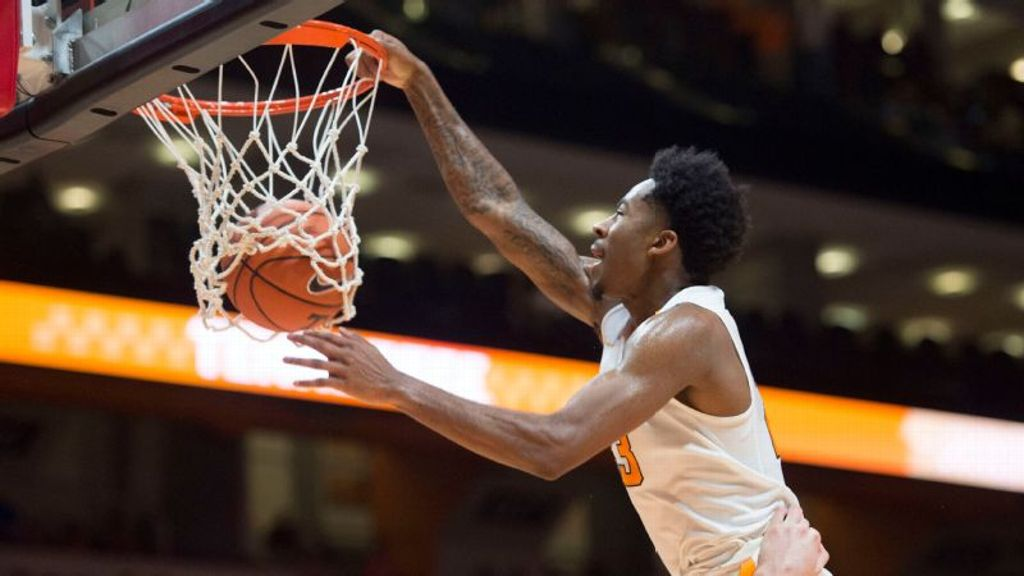 Tennessee upsets No. 20 Washington in Toronto