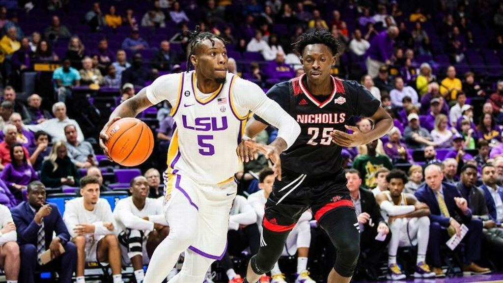 Williams' career-high gifts LSU a victory