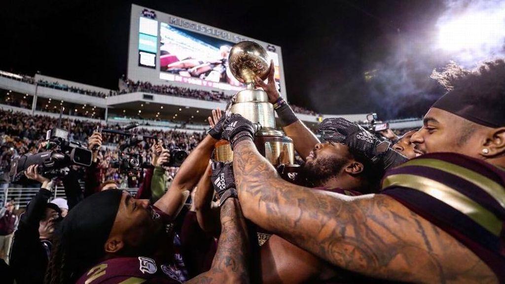 State tops Ole Miss in Egg Bowl instant classic