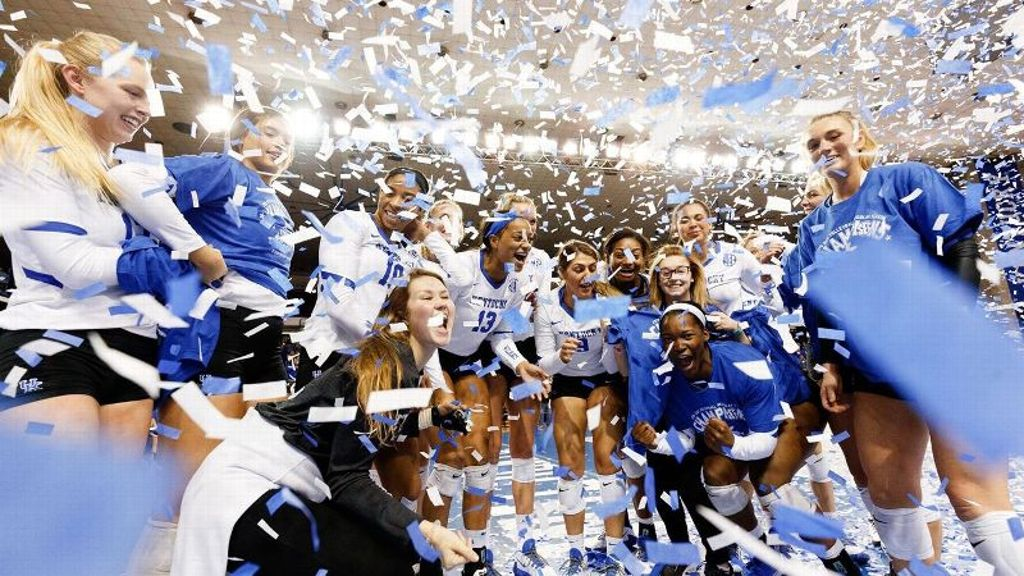 UK clinches third straight SEC Championship