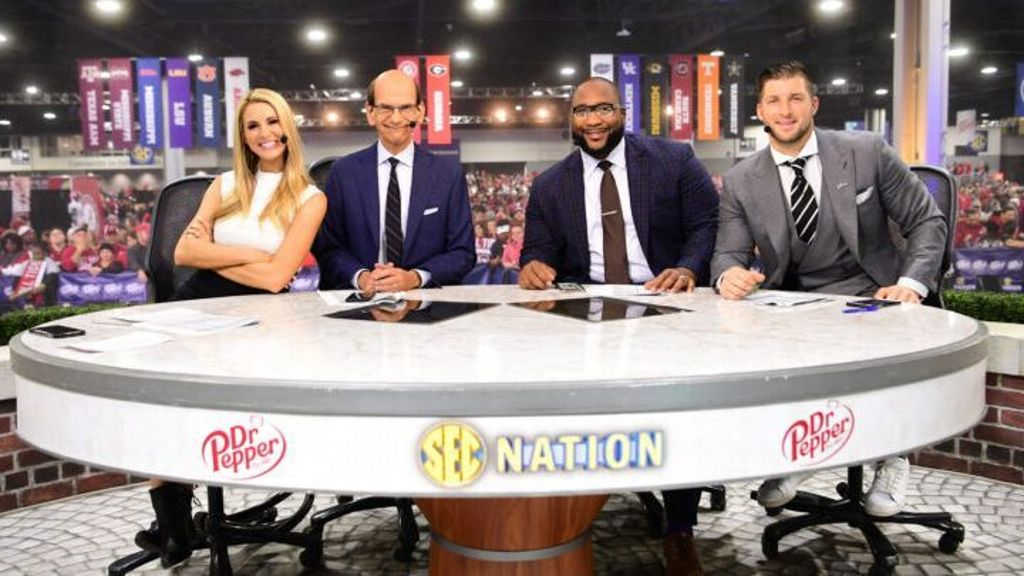 SEC Network highlights CFP with a surplus of coverage