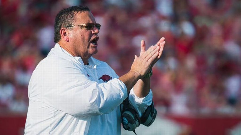 Arkansas tabs UGA's Pittman to lead football program