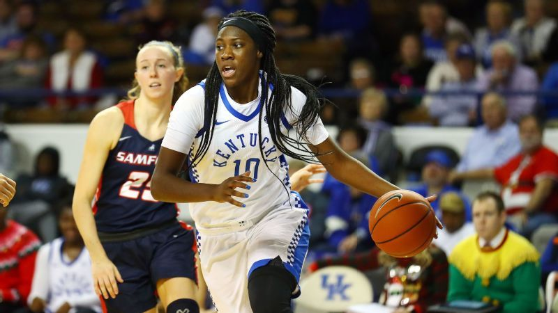 Week 5: Women's Basketball Players of the Week