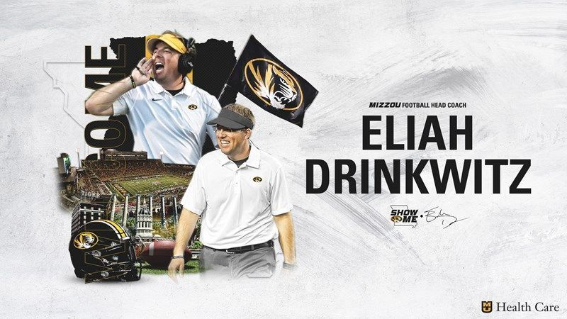 Mizzou hires Eliah Drinkwitz as new head football coach