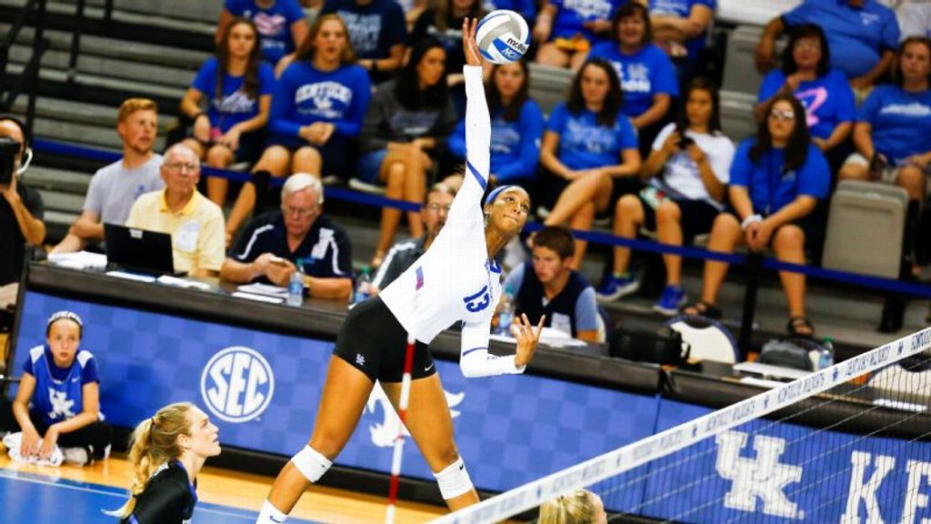 24 SEC players named to AVCA All-Region Teams
