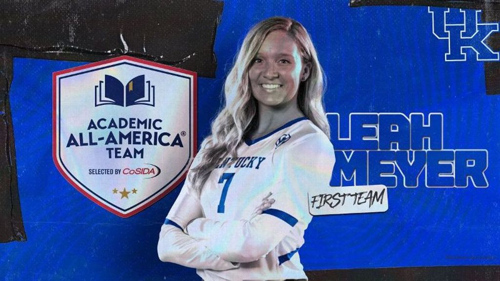 Wildcats' Meyer named First Team Academic All-American