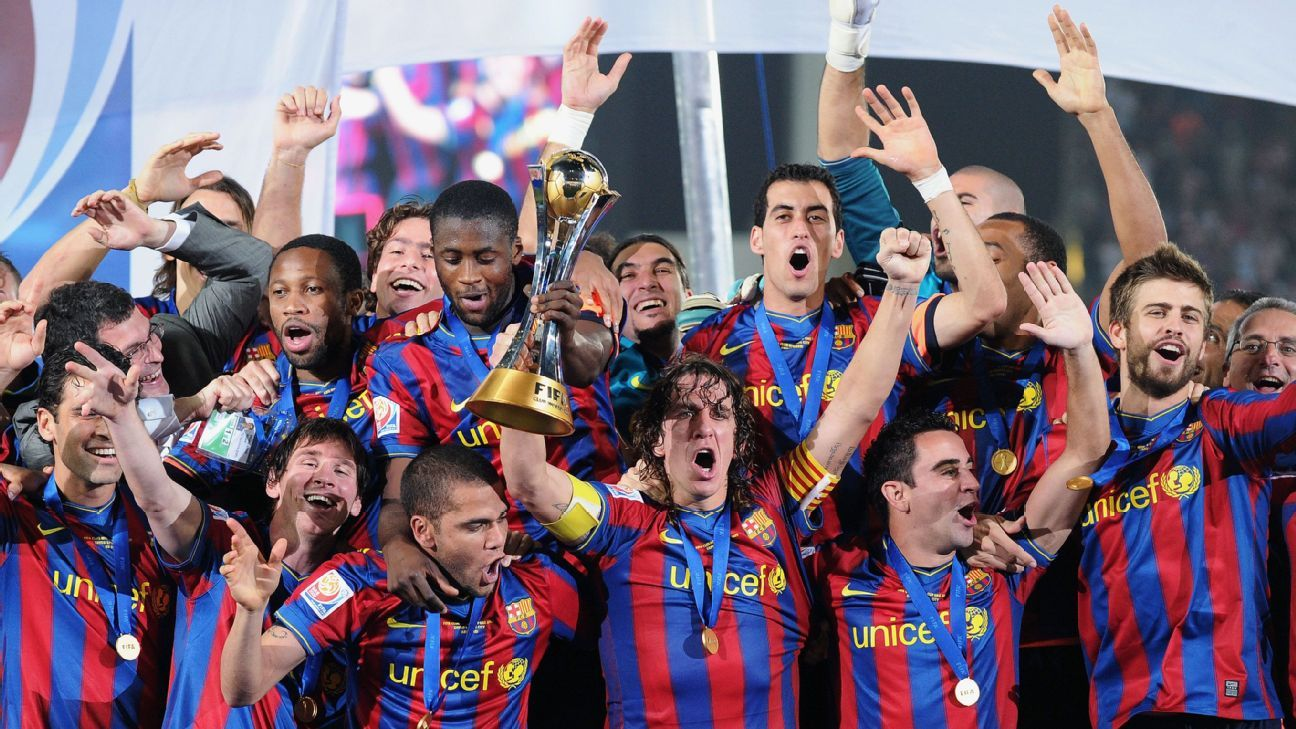 Barcelona's six-trophy year: Oral history of how Guardiola & Co ...