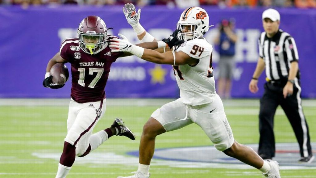 Aggies run past Oklahoma State in Texas Bowl