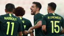 Australia thrash Oman in AFC Asian Cup warmup match