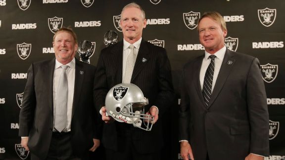 How unique is the Raiders' Jon Gruden-Mike Mayock dynamic?