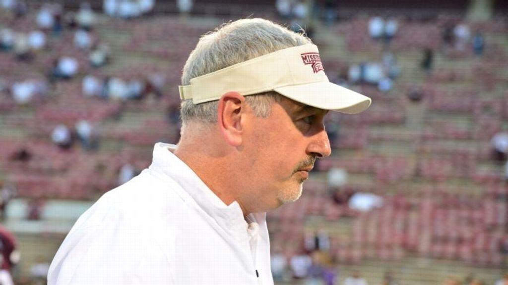 Mississippi State football announces coaching change